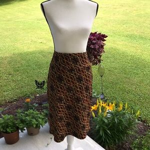 LuLaRoe Skirts - 2XL LuLaRoe Cassie Pencil Skirt